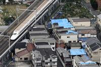【大阪北部地震】鉄道の乱れ続く 特急など運休、JRで18万人影響 20日以降は通常運転…
