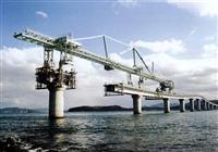 《平成の名所はこうして生まれた》角島大橋(3) 「目立たない橋に」 主役は海と島のこだ…