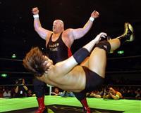 ビッグバン・ベイダー氏死去 日本で活躍の米プロレスラー