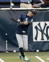 【MLB】イチロー、球宴前日の本塁打競争に出場? マリナーズ監督「バットも振れている」