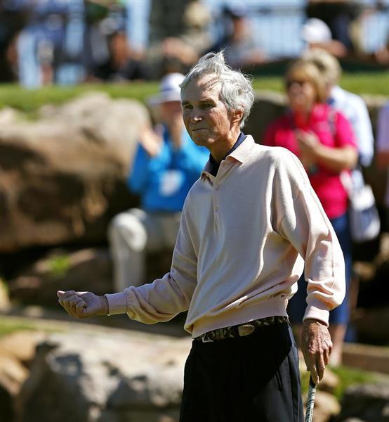 米男子ゴルフ】ヒューバート・グリーン氏死去 71歳、全米オープン ...