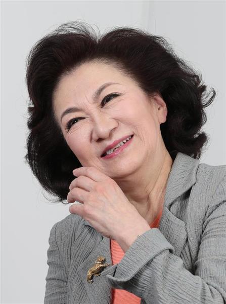 芸能プレミアム】55周年控えシングル第1弾 演歌歌手、大月みやこ ...