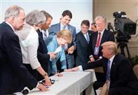 【田村秀男のお金は知っている】トランプ氏「G7の絆」修復発言、狙いはやはり中国? 「メ…