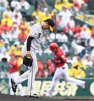 【プロ野球】阪神4連敗 単独最下位が目前