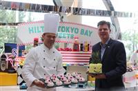 デザート40種楽しんで ヒルトン東京ベイ30周年 千葉