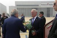 マティス米国防長官が初訪中 南シナ海問題で協議