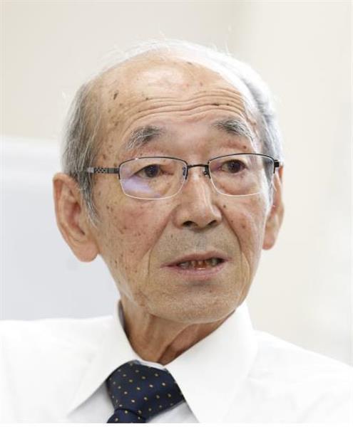 福島・浪江町の馬場有町長が死去...