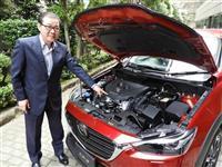 【経済インサイド】EV隆盛の中、「ディーゼル車」推すマツダ 異彩放つ〝逆張り戦略〟