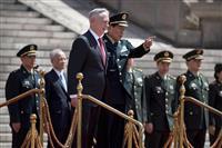 米中国防相「リスク管理の必要性」で一致 北の核、南シナ海問題など議論