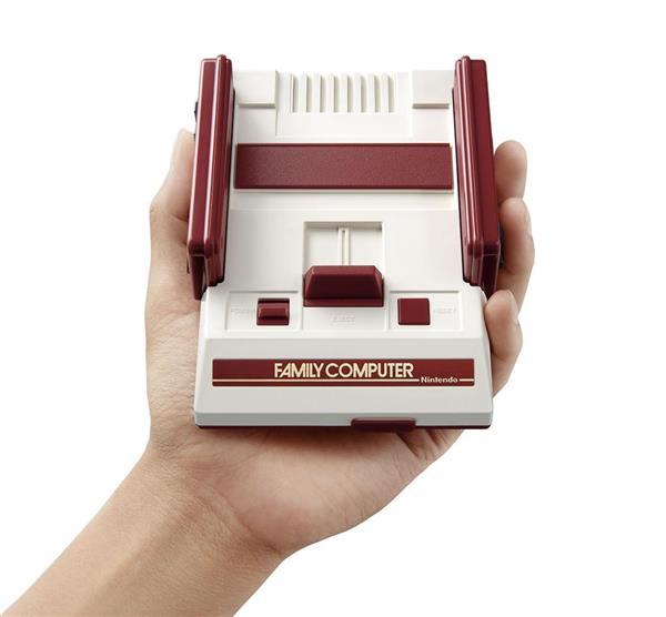 任天堂が販売再開する通常版の「ニンテンドークラシックミニ ファミリーコンピュータ」
