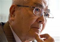 【話の肖像画】政治評論家・屋山太郎(5) 僕は「安倍1強」で構わない