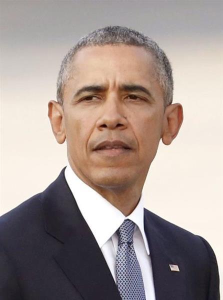 オバマ氏が中間選挙へ準備 遊説でトランプ氏に対抗か - 産経ニュース