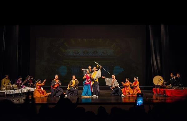インドで喝采を浴びた日印共同の創作舞踊劇「ラーマーヤナ」(C)One Frame Story