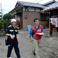 【大阪北部地震】「2年前の恩返し」熊本市、高槻市に職員派遣