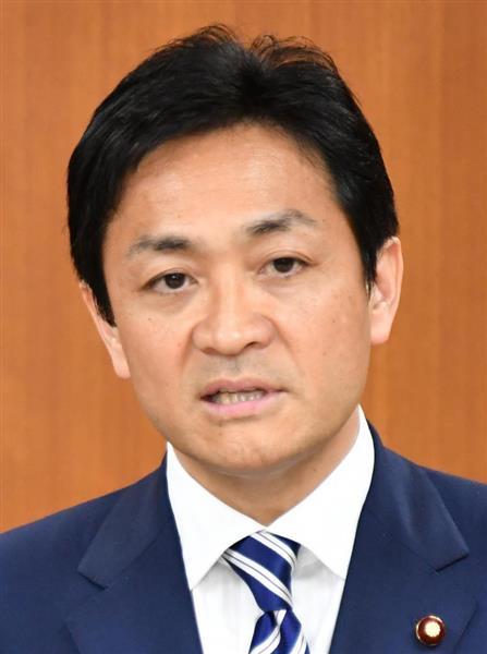 国民民主党の玉木雄一郎共同代表...