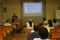 大阪でNIEセミナー、教育関係者ら40人参加