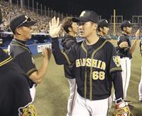 【プロ野球】阪神逃げ切る ヤ5-神6