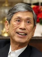 【話の肖像画】自民党副総裁・高村正彦(1) 憲法改正、実現可能な案を考える