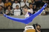 【体操】計算処理ミスでアジア大会代表を加藤から長谷川に変更