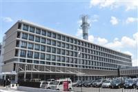 部署集約 一丸で業務 福島県警、新庁舎で仕事始め 福島