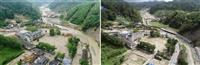 【九州北部豪雨1年】1100人なお避難 山間集落、再建遠く
