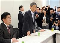 【話の肖像画】自民党副総裁・高村正彦(4) 周辺事態法で国会は荒れた