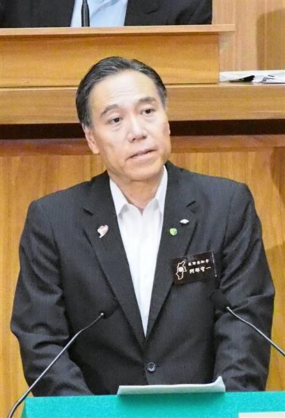 長野県知事選、社民党が現職の阿...