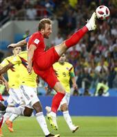 【ロシアW杯】どうなる得点王!?…6ゴールのイングランド・ケーンがリード 追うベルギー…