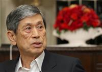 【話の肖像画】自民党副総裁・高村正彦(5) 愚者は体験に学び、賢者は歴史に学ぶ