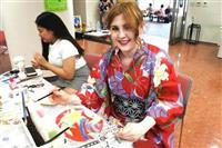 浴衣で七夕…大学に広がる 留学生が日本文化体験、地域交流も