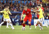 【ロシアW杯】得点王争い佳境へ ケーンがリード ルカクが追う