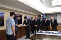 6市町の首長らが駿河湾フェリー存続要望 静岡