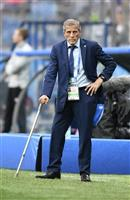 【ロシアW杯】ウルグアイ代表・タバレス監督、続投も? 「自分で決めることではない」