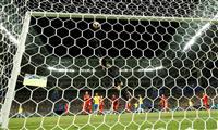 【ロシアW杯】ベルギーGKクルトワ、光る好守 「われわれの日だった」