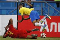 【ロシアW杯】ブラジル代表の「背番号9」が大会無得点 ガブリエルジェズス、ショック隠せ…