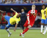 【ロシアW杯】ブラジル、代役が2失点に絡む チチ監督は起用の正当性主張