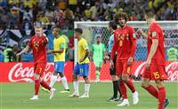 【ロシアW杯】進撃ベルギー4強 3バックから4バックへ ブラジル対策の奥の手奏功