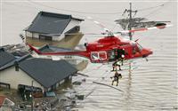 【動画】西日本の大雨 死者50人、不明50人