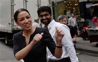 【アメリカを読む】「28歳・移民系・女性」が重鎮破る大番狂わせ NY民主党予備選で「反…