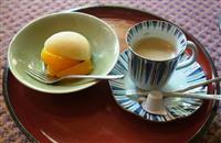 【第89期ヒューリック杯棋聖戦】第4局 午前のおやつは桃、オレンジ