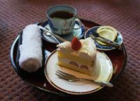 【第89期ヒューリック杯棋聖戦】第4局 午後のおやつはショートケーキ