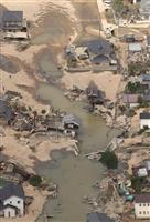 【動画・西日本豪雨】12府県で死者157人 真備町地区で新たに18人の遺体
