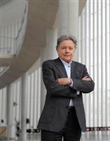 【第30回世界文化賞】受賞者の素顔・建築部門 クリスチャン・ド・ポルザンパルク氏
