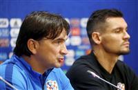 【ロシアW杯】両者とも決勝進出へ意欲 イングランドとクロアチアが前日会見