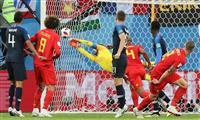 【ロシアW杯】フランスのGKロリスが好守で無失点 「次が最も重要な試合に」