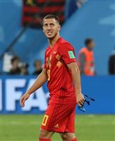 【ロシアW杯】最強の攻撃力が沈黙 ベルギー、初の決勝進出ならず