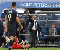 【ロシアW杯】史上初の快挙届かず 外国人監督率いるベルギー敗退
