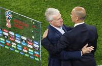 【ロシアW杯】ベルギー、自慢の攻撃陣が沈黙 初の無得点で敗戦