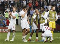 【ロシアW杯】イングランドの快進撃止まる 決勝逃すも大きな財産