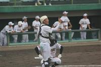 【高校野球栃木大会】千葉南3年・矢部莞太捕手 「来年は1勝を」笑顔で託す